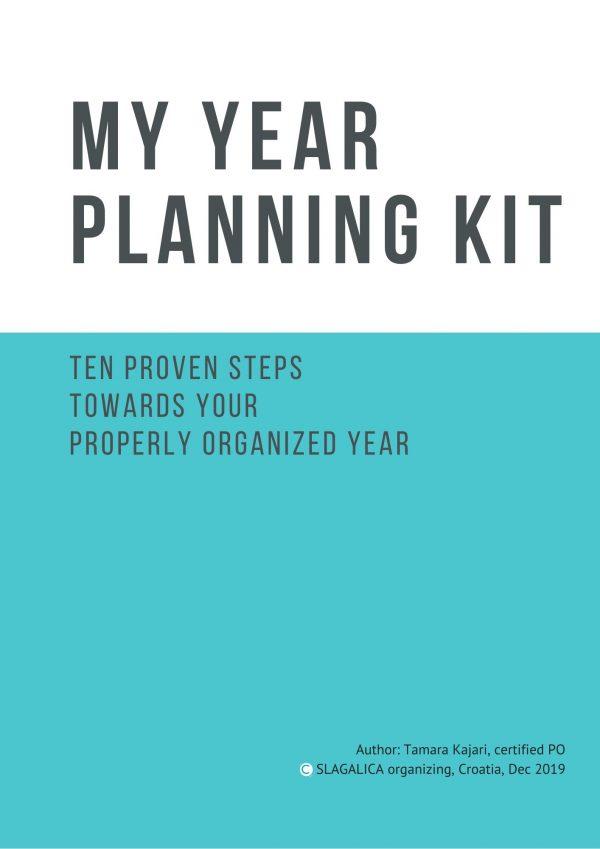 MY YEAR planning kit