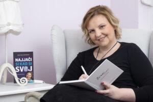 Kristina Ercegović, Žene i novac, Business Café