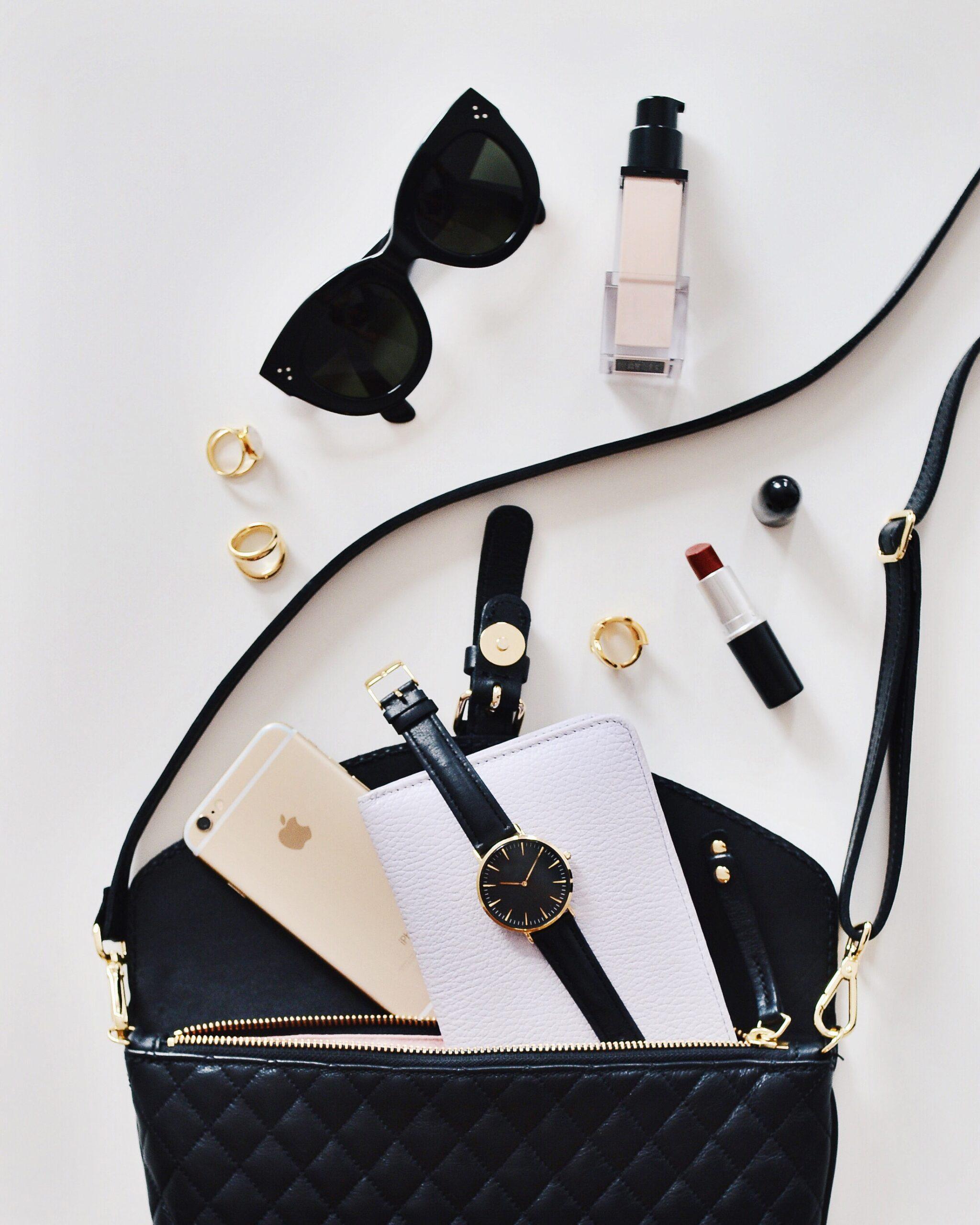 kako uvijek imati organiziranu torbu